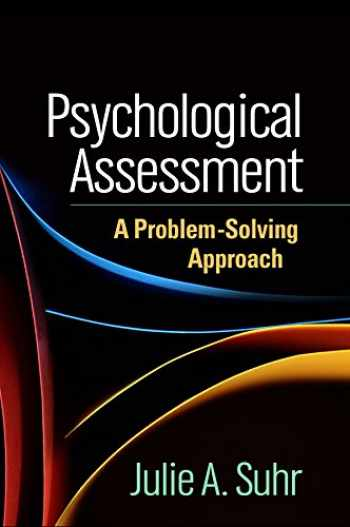 9781462519583-146251958X-Psychological Assessment: A Problem-Solving Approach (Evidence-Based Practice in Neuropsychology)