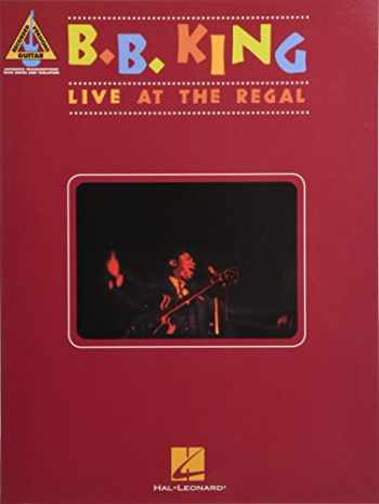 9781480396203-1480396206-B.B. King - Live At The Regal (Guitar Recorded Versions)