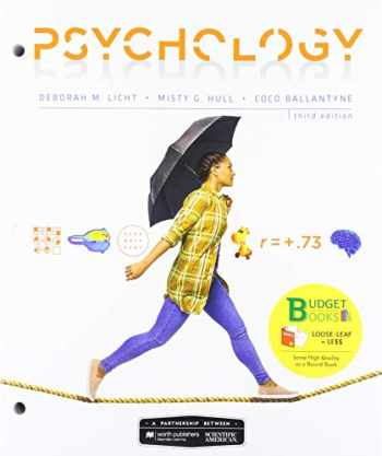 9781319237165-1319237169-Loose-Leaf Version for Scientific American: Psychology