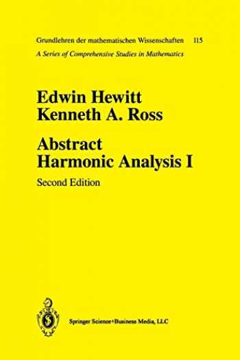 9780387941905-0387941908-Abstract Harmonic Analysis: Volume I Structure of Topological Groups Integration Theory Group Representations (Grundlehren der mathematischen Wissenschaften (115))