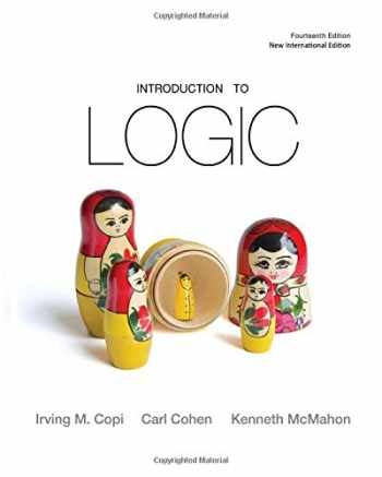 9780205820375-0205820379-Introduction to Logic