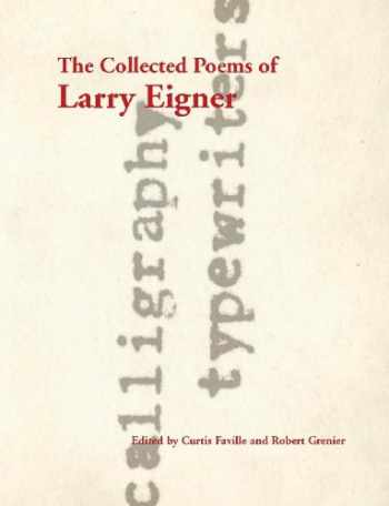 9780804750905-0804750904-The Collected Poems of Larry Eigner, Volumes 1-4