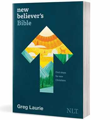 9781496441676-1496441672-New Believer's Bible NLT (Softcover): First Steps for New Christians