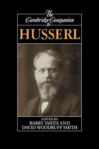 9780521436168-0521436168-The Cambridge Companion to Husserl (Cambridge Companions to Philosophy)