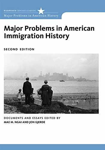 9780547149073-0547149077-Major Problems in American Immigration History: Documents and Essays, 2nd Edition (Major Problems in American History)