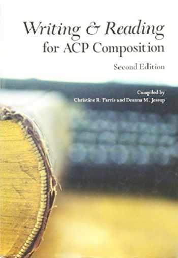 9781269321549-1269321544-WRITING+READING F/ACP COMPOSIT