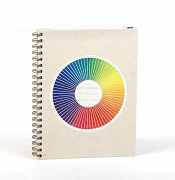 9781616898557-1616898550-Color: A Sketchbook and Guide (8-1/4 x 11 inches, hardcover with wire binding, 100 blank pages plus 40 full-color vintage illustrations)