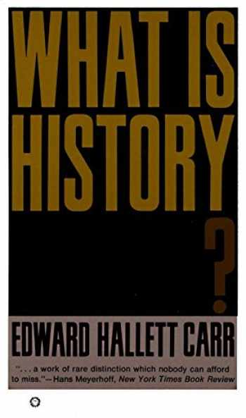 9780394703916-039470391X-What Is History?