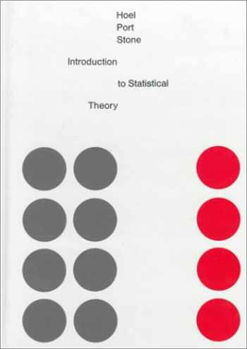 9780395046371-0395046378-Introduction to Statistical Theory (Houghton-Mifflin Series in Statistics)