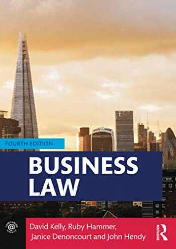 9780367277505-0367277506-Business Law