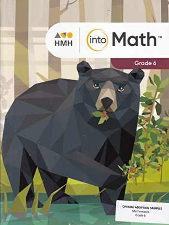 9780358115816-0358115817-HMH: into Math Student workbook Grade 6