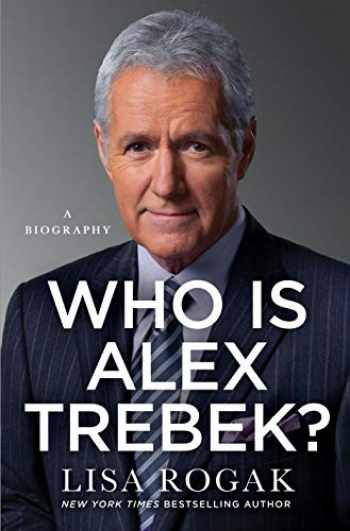 9781250773661-1250773660-Who Is Alex Trebek?: A Biography