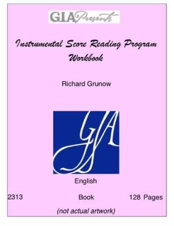 9781579995799-1579995799-MLR Instrumental Score Reading Program Workbook/G2313