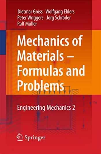 9783662538791-3662538792-Mechanics of Materials – Formulas and Problems: Engineering Mechanics 2