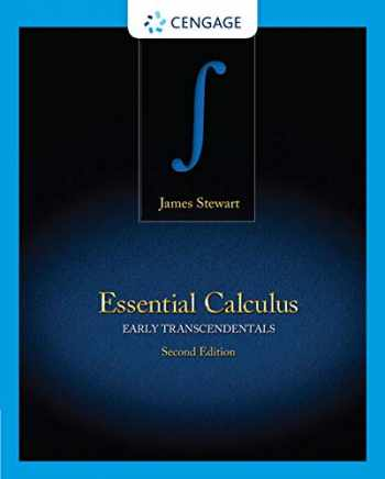 9781133112280-1133112285-Essential Calculus: Early Transcendentals - Standalone Book