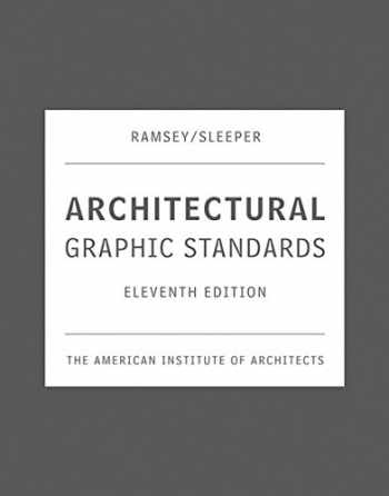 9780471700913-0471700916-Architectural Graphic Standards, 11th Edition