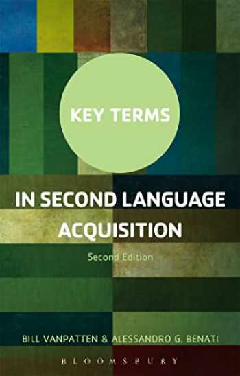 9781474227506-1474227503-Key Terms in Second Language Acquisition