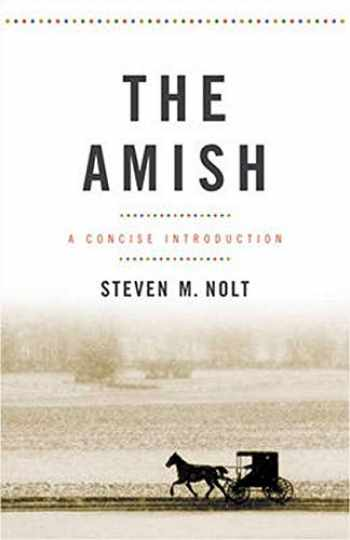 9781421419565-1421419564-The Amish: A Concise Introduction (Young Center Books in Anabaptist and Pietist Studies)