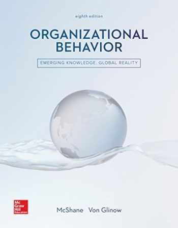 9781260152715-1260152715-Loose Leaf for Organizational Behavior
