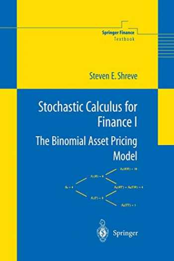 9780387249681-0387249680-Stochastic Calculus for Finance I: The Binomial Asset Pricing Model (Springer Finance)
