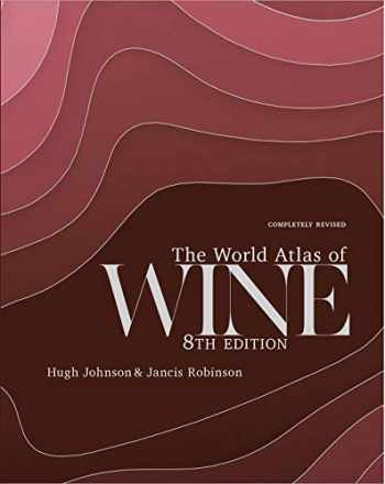 9781784726188-1784726184-The World Atlas of Wine 8th Edition