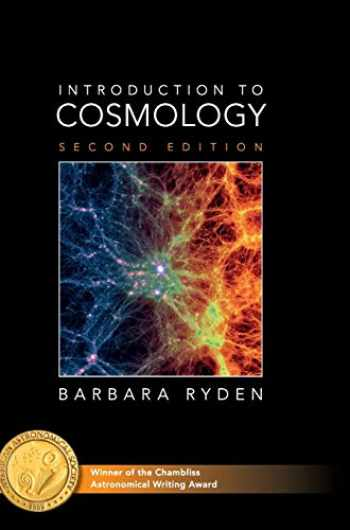 9781107154834-1107154839-Introduction to Cosmology