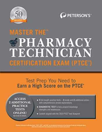 9780768943658-0768943655-Master the Pharmacy Technician Certification Exam (PTCE) (Peterson's Master the Pharmacy Technician Certification Exam (PTCE))