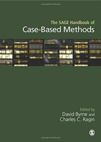 9781446270448-1446270440-The SAGE Handbook of Case-Based Methods