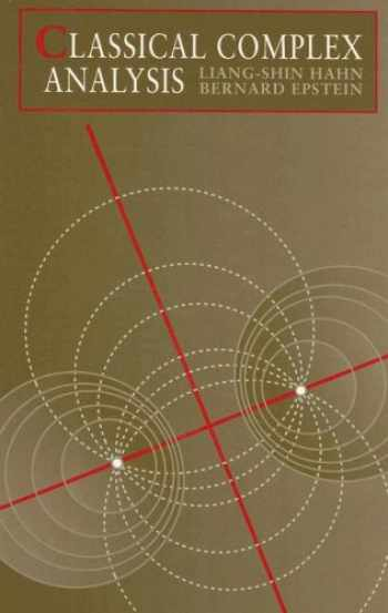9780867204940-086720494X-Classical Complex Analysis (Jones and Bartlett Books in Mathematics and Computer Science)
