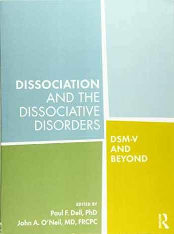 9781138872851-1138872857-Dissociation and the Dissociative Disorders: DSM-V and Beyond