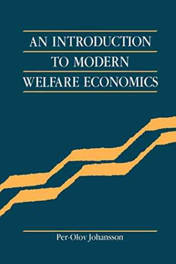 9780521356954-0521356954-Intro to Modern Welfare Economics