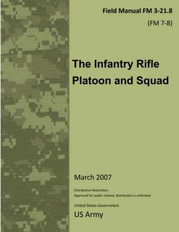 9781468179866-1468179861-Field Manual FM 3-21.8 (FM 7-8) The Infantry Rifle Platoon and Squad March 2007