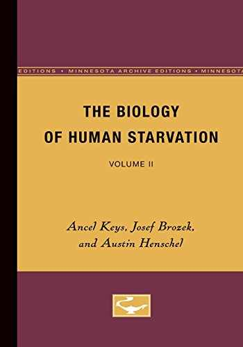 9780816672332-0816672334-The Biology of Human Starvation: Volume II