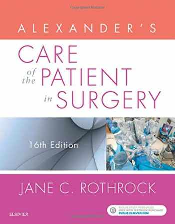 9780323479141-0323479146-Alexander's Care of the Patient in Surgery