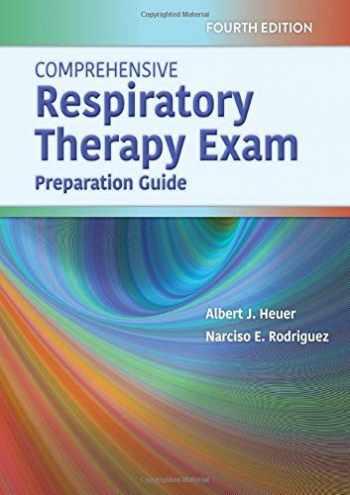 9781284184303-1284184307-Comprehensive Respiratory Therapy Exam Preparation