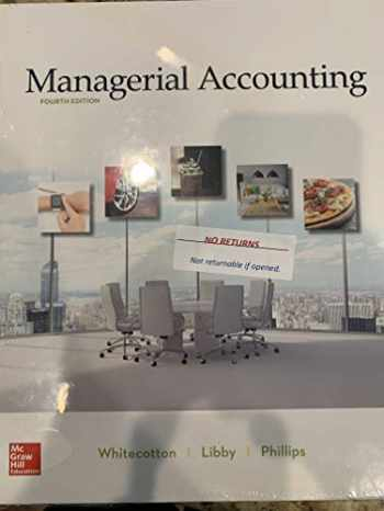 9781259964954-1259964957-Managerial Accounting