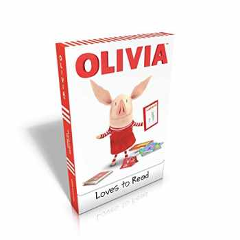 9781442458796-1442458798-OLIVIA Loves to Read: Olivia Trains Her Cat; Olivia and Her Ducklings; Olivia Takes a Trip; Olivia and the Snow Day; Olivia Plants a Garden; Olivia Goes Camping (Olivia TV Tie-in)