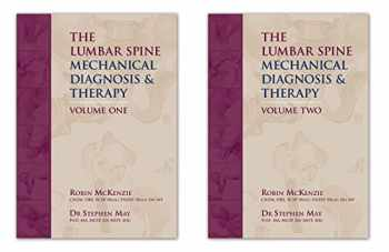 9780958364751-0958364753-The Lumbar Spine: Mechanical Diagnosis & Therapy, 2 Vol Set (801-2)