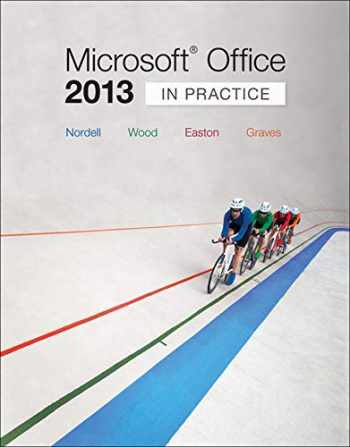 9780073519388-0073519383-Microsoft® Office 2013: In Practice (Simnet Code not included)