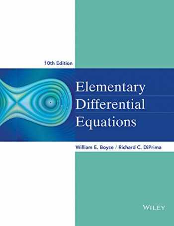 9780470458327-0470458321-Elementary Differential Equations