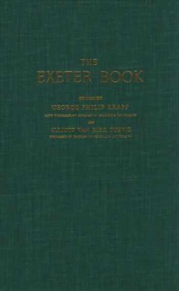 9780231087674-0231087675-The Exeter Book