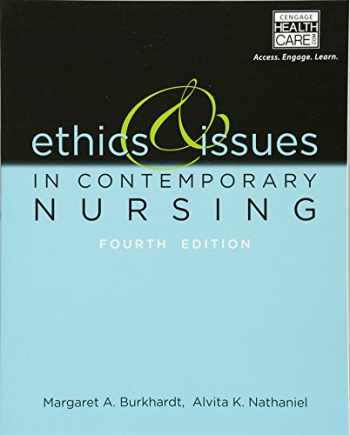 9781133129165-1133129161-Ethics and Issues in Contemporary Nursing