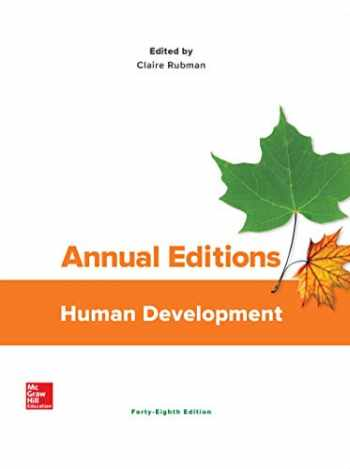 9781260564464-1260564460-Annual Editions: Human Development