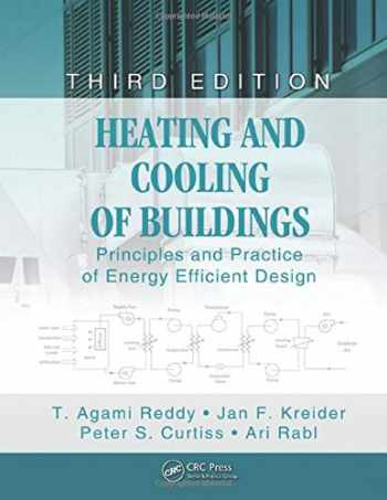9781439899892-1439899894-Heating and Cooling of Buildings: Principles and Practice of Energy Efficient Design, Third Edition (Mechanical and Aerospace Engineering Series)