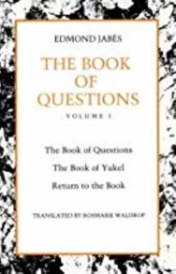 9780819562470-0819562475-The Book of Questions: Volume I [The Book of Questions, The Book of Yukel, Return to the Book] (The Book of Questions , Vol 1)