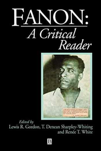 9781557868961-1557868964-Fanon: A Critical Reader