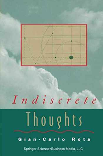 9780817638665-0817638660-Indiscrete Thoughts