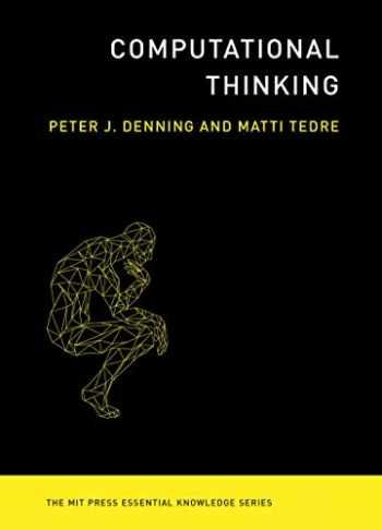 9780262536561-0262536560-Computational Thinking (The MIT Press Essential Knowledge series)