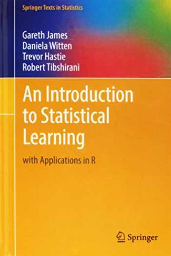 9781461471370-1461471370-An Introduction to Statistical Learning: with Applications in R (Springer Texts in Statistics)