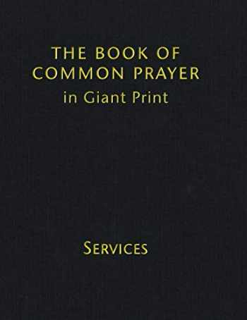 9781108498616-1108498612-Book of Common Prayer Giant Print, CP800: Volume 1: Services